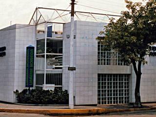 Libreria Noriega de Boué Arquitectos Rústico