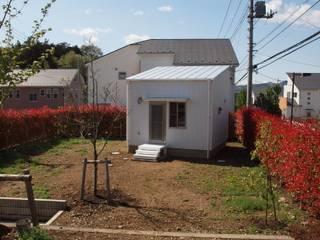 毛呂山(もろやま)の離れ: 筒井公一建築研究室一級建築士事務所が手掛けた家です。
