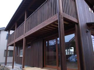 東中野のいえ: 伊田直樹建築設計事務所が手掛けた家です。,