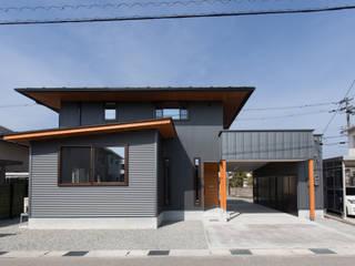 新庄のいえ: 伊田直樹建築設計事務所が手掛けた家です。,