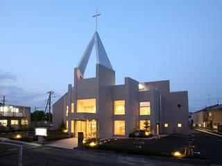 東京若枝教会: ジョイ建築設計事務所が手掛けたイベント会場です。