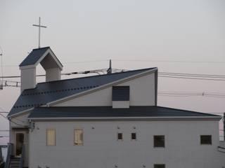 久喜福音自由教会: ジョイ建築設計事務所が手掛けたイベント会場です。