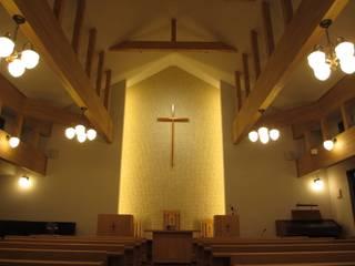 大塚平安教会: ジョイ建築設計事務所が手掛けたイベント会場です。