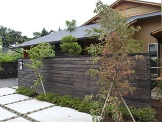 伊集院の家 モダンな 家 の 西 久志建築設計 モダン