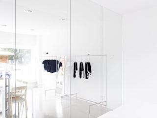 Glas Marte Dinding & Lantai Modern Kaca