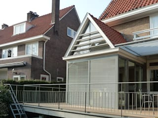 Houses by Van de Looi en Jacobs Architecten