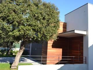現代房屋設計點子、靈感 & 圖片 根據 SRS Arquitectura y Urbanismo SLP 現代風