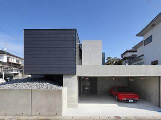 Rumah Modern Oleh 有限会社Kaデザイン Modern