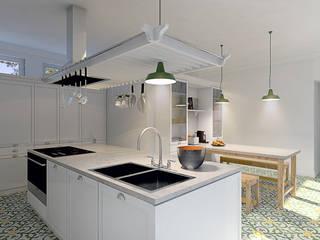 Cocinas de estilo rural de MRS - Interior Design Rural