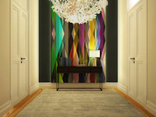 Corridor & hallway by MRS - Interior Design