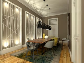 Dining room by MRS - Interior Design