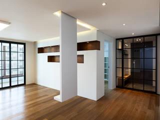 디자인사무실 Modern living room