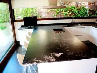 cocina de Carpintería decorativa Moderno
