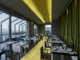 Locales gastronómicos de estilo  de urbanistas, Moderno