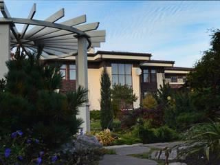 Загородный дом в поселке Графские пруды, МО: Дома в . Автор – Des Formes