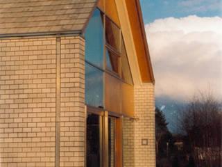 Neubau Einfamilienhaus in Niedrigenergiebauweise, Emsland Moderne Häuser von WAF Architekten Modern