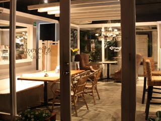Amorcito Cafe Gastronomía de estilo tropical de Boué Arquitectos Tropical