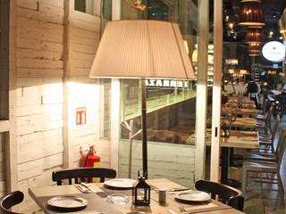 Oliva Gastronomía de estilo moderno de Boué Arquitectos Moderno