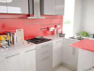 Concept Cucina Cucina moderna di Proreal3D Moderno