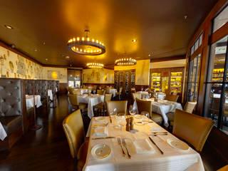 The Palm Gastronomía de estilo clásico de Boué Arquitectos Clásico