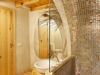 Country style bathrooms by pedro quintela studio Country