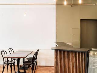 Restaurante Primar, Porto: Espaços de restauração  por BAAU - Bernardo Amaral Arquitectura+Urbanismo,Clássico