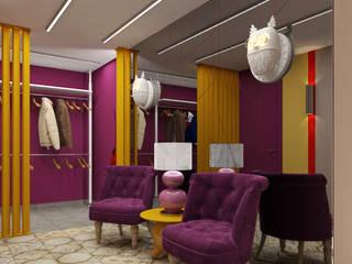 Restaurants de style  par Tutto design,