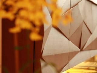 Coutinho+Vilela Dining roomDressers & sideboards Engineered Wood Wood effect