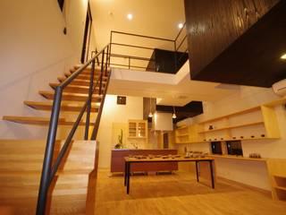 Modern Kitchen by waff.me Modern