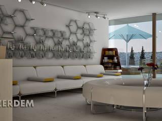 Sağlık Merkezi - Nişantaşı, İstanbul Hakan Özerdem - Mimari Proje Görselleştirme ve 3D Tasarım Endüstriyel Hastaneler Beyaz