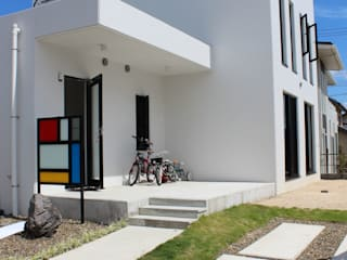 Maisons modernes par 株式会社Linewood Moderne