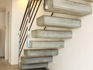 Couloir, entrée, escaliers modernes par 株式会社Linewood Moderne