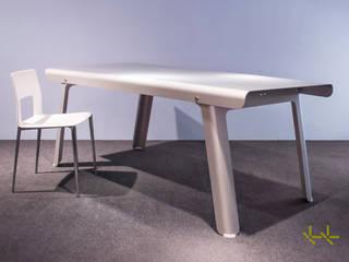 KK alu table :   door KK product design & interior