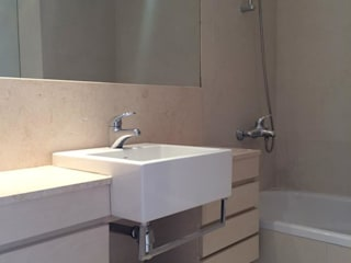 Proyecto 3: Baños de estilo  por Agustín Cetrángolo,