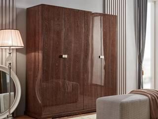 Dormitorios modernos: Ideas, imágenes y decoración de Fratelli Barri Moderno