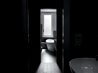 Memorie Disegnate Bagno moderno di STUDIO ACRIVOULIS Architettra + Interior Design Moderno