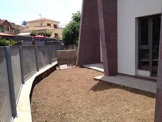 Vivienda 3 Casas de estilo moderno de EGSarquitectos Moderno