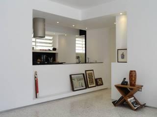 Salas de estilo  por RRA Arquitectura