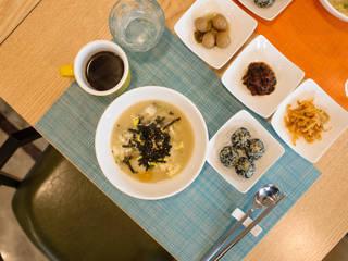 Kitchen by 쭈욱 게스트하우스,