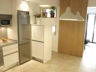 NAZAR Estudio Minimalist kitchen
