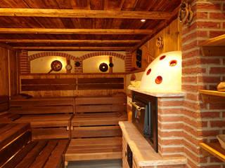 Erdmann Exklusive Saunen 水療