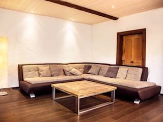 Coffee table stainless steel edictum - UNIKAT MOBILIAR 客廳邊桌與托盤