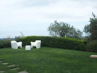 Jardines mediterráneos de SPAZIO AV ARCHITETTURA VERDE AMBIENTE ARTE Mediterráneo