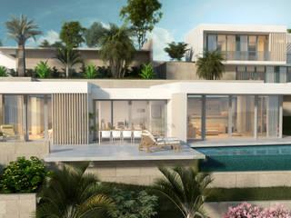 Rumah Gaya Mediteran Oleh Adres Tasarım Mediteran