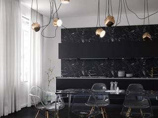 Luz/Sombra/Transparencia Livings modernos: Ideas, imágenes y decoración de JW Renders Moderno