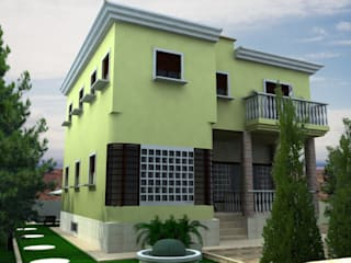 IND-INGENIEROS Maisons modernes