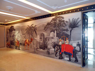 Walls Eye Candy Visuals Pvt. Ltd. Walls & flooringWallpaper