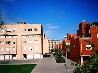 COOPERATIVA SACHE | 2º Fase Casas modernas por MANUEL CORREIA FERNANDES, ARQUITECTO E ASSOCIADOS Moderno
