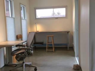 ห้องทำงาน/อ่านหนังสือ by Ecosa Institute