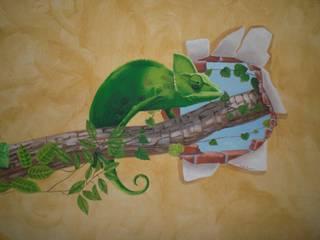 Jungle Pub di Elisa Marmo Tropicale